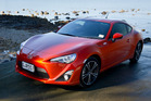 Toyota's little GT 86 sports coupe is something special. Photo / Ted Baghurst.