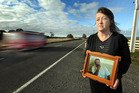 Sophie de Thierry lost her husband MacRae a year ago. Photo / APN