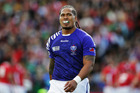 Samoa's Alesana Tuilagi was fined $10,000 for wearing a branded mouthguard. Photo / Getty Images