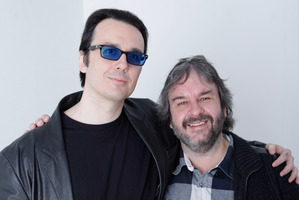 Damien Echols will join Peter Jackson at a festival screening of West of Memphis. Photo / Supplied