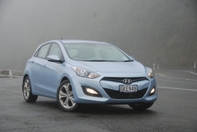 Hyundai i30. Photo / Jacqui Madelin