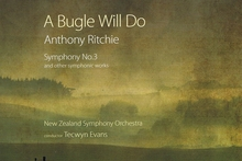 Anthony Ritchie: A Bugle Will Do. Photo / Supplied
