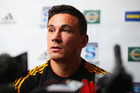 Sonny Bill Williams revealed his plans to get out of NZ rugby today. Photo / Getty Images