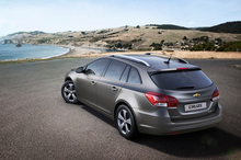 Holden Cruze wagon - due in NZ early next year.