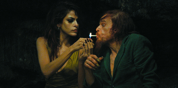A scene from Holy Motors showing at the New Zealand International Film Festival. Photo / Supplied