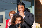 Tawera Nikau has appealed after being found guilty of assaulting his estranged daughter Heaven-Leigh. Photo / Christine Cornege