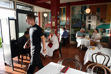 You can be in for a long wait at Porcini. Photo / Dean Purcell
