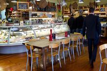 Dida's Foodstore, Herne Bay. Photo / Sarah Ivey