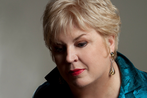 American soprano Christine Brewer. Photo / Supplied