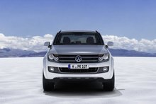 Volkswagen's Amarok. Photo / Supplied