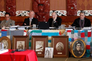 A Waitangi Tribunal hearing gave John Key a headache this week. Photo / Mark Mitchell