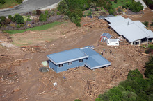 The Nelson floods in December 2011 caused $16.8 million of damage. Photo / Supplied