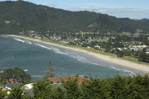 Some Pauanui residents are upset by plans for a camping ground. File photo / Paul Estcourt