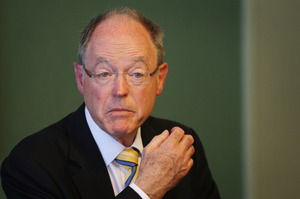 Don Brash may be a member of the Brotherhood. Photo / APN