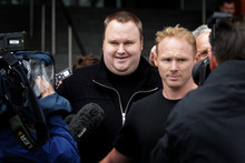 Kim Dotcom has offered the FBI a deal over extradition while revealing unpaid legal bills worth 'millions of dollars'. Photo / Richard Robinson 
