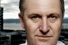 John Key. Photo / David White.