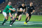 Sonny Bill Williams will announce his plans today but has hinted he may return to New Zealand rugby in 2014.  Photo / Greg Bowker