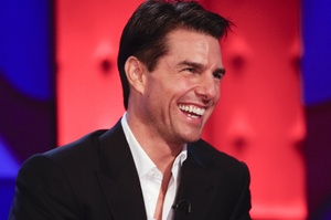 American actor Tom Cruise. Photo / Supplied
