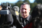 Paul Dimery, departing Northland District Commander has hit out at how the NZ Police is being run. Photo / Michael Cunningham