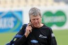 New Zealand cricket coach John Wright. Photo / File
