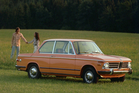 The 1966 BMW 1802 has wonderfully direct steering, light controls and an air of simple quality. Photo / Supplied