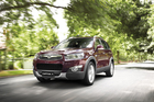 The Captiva 7 upgrade includes rear-park assist in the entry-level SX while the top-range LX picking up heated front seats and front parking sensors. Photo / Supplied