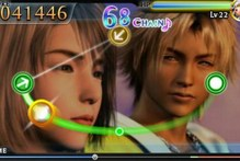 'Theatrhythm Final Fantasy' has Tidus, not tedium. Photo / Supplied