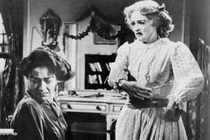 A scene from the 1962 film What Ever Happened to Baby Jane? Photo / Supplied