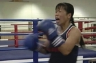 At just 157 centimeters tall and weighing around 50 kilos, Mary Kom is already a five-time world champion and she now has her sights firmly set on the Olympics.