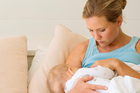 Researchers say there is growing evidence to suggest breastfeeding may keep mums slim and help prevent thousands of deaths related to obesity. Photo / Thinkstock