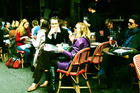 Some of the greatest literary minds in history gathered at Paris cafes. Photo / Flip Byrnes