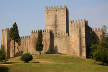 Guimaraes Castle is thought to have been the birthplace of Portugal's first king, Afonso Henriques. Photo / Thinkstock