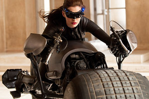 Anne Hathaway deserves her own film as Catwoman, says Christopher Nolan. Photo / Supplied