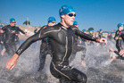 Ten-time Ironman New Zealand winner Cameron Brown believes the new event will be big for Auckland. Photo / Mike Heydon