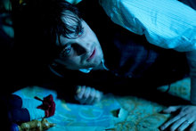 It seems Daniel Radcliffe's new film is too scary for young fans of Harry Potter. Photo / Supplied