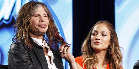 Steven Tyler has left American Idol, and Jennifer Lopez could be the next one to go. Photo / AP