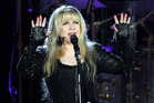 Stevie Nicks performs with Fleetwood Mac in New Plymouth in 2009. Photo / David Fairey
