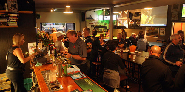 Spending in the hospitality sector amounted to $387 million in June, according to Paymark. Photo / Hawke's Bay Today