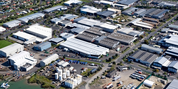 6 per cent of Auckland's industrial land has been sold to foreigners in the past seven years. Photo / Supplied