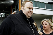 Kim Dotcom - career criminal? According to the Motion Picture Association of America, he is.  Photo / File photo