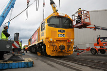 Job cuts have been announced at KiwiRail. Photo / Sam Ackland