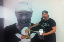 Wok n Noodle founder Lee Chang Woo. Photo / Supplied
