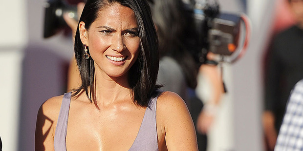 Olivia Munn says her nude scene in Magic Mike wasn't gratuitous. Photo / AP