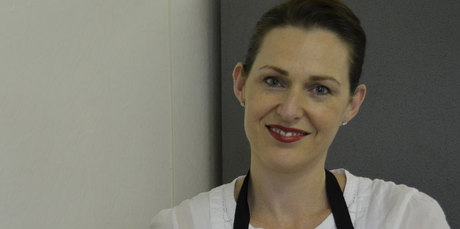 Inspired Food founder Edwina Paddis. Photo / supplied