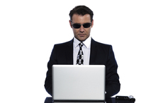 There is something satisfying about putting your game face on and successfully scamming a scammer. Photo / Thinkstock