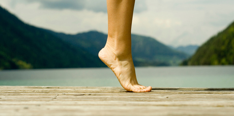 It's better not to tiptoe around toe troubles by getting any foot issues checked out early. Photo / Thinkstock