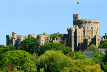 Windsor Castle, the favourite residence of Queen Elizabeth II. Photo / Thinkstock