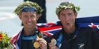 Watch: Olympic Moments: Hamish Carter/ Bevan Docherty - Triathlon