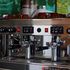 An espresso machine used by the experts at Altezano in Mount Eden. Photo / Doug Sherring