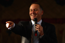 John Key once said New Zealanders were socialists at heart. Photo / Getty Images